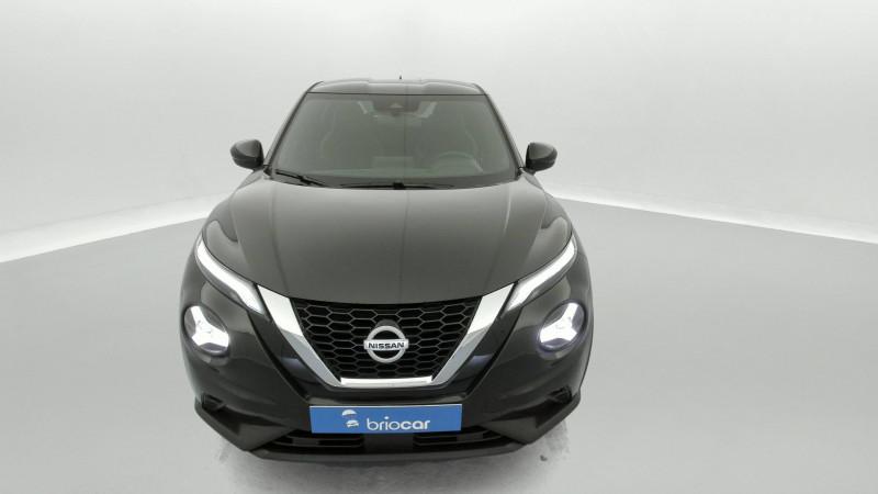 Nissan Juke 1.0 DIG-T 114ch N-Connecta +GPS Noir occasion à SAINT-GREGOIRE - photo n°8