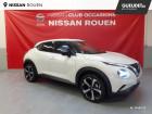 Nissan Juke 1.0 DIG-T 114ch Tekna 2021.5 Blanc à Rouen 76