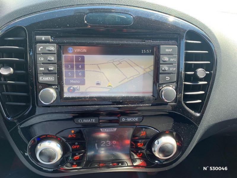 Nissan Juke 1.2 DIG-T 115ch Connect Edition Gris occasion à Senlis - photo n°11