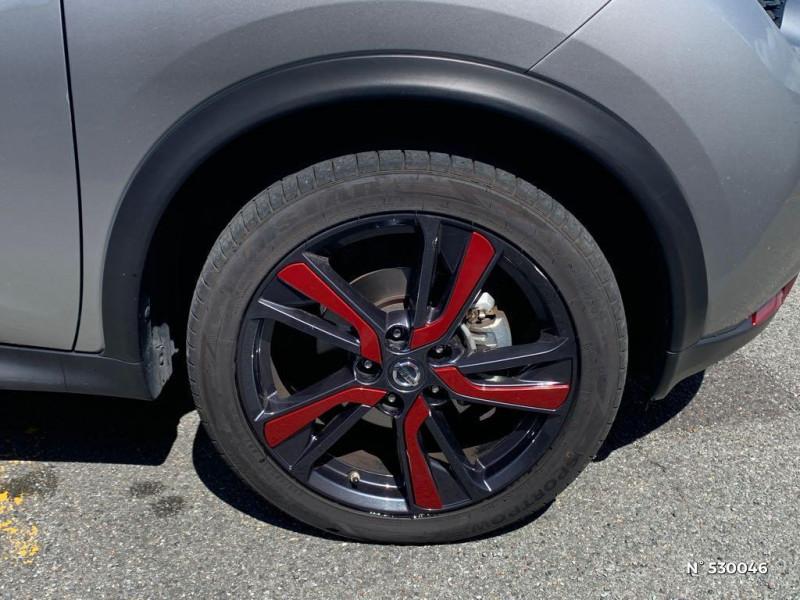Nissan Juke 1.2 DIG-T 115ch Connect Edition Gris occasion à Senlis - photo n°9