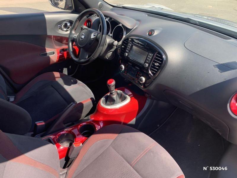 Nissan Juke 1.2 DIG-T 115ch Connect Edition Gris occasion à Senlis - photo n°4