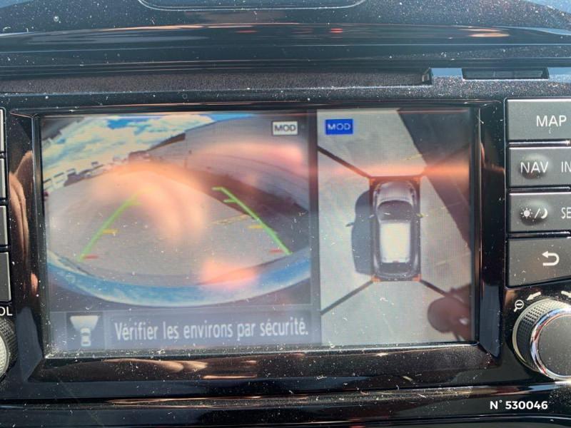 Nissan Juke 1.2 DIG-T 115ch Connect Edition Gris occasion à Senlis - photo n°13