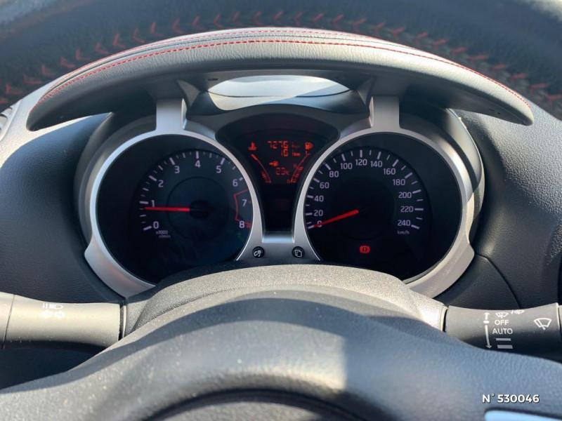 Nissan Juke 1.2 DIG-T 115ch Connect Edition Gris occasion à Senlis - photo n°12