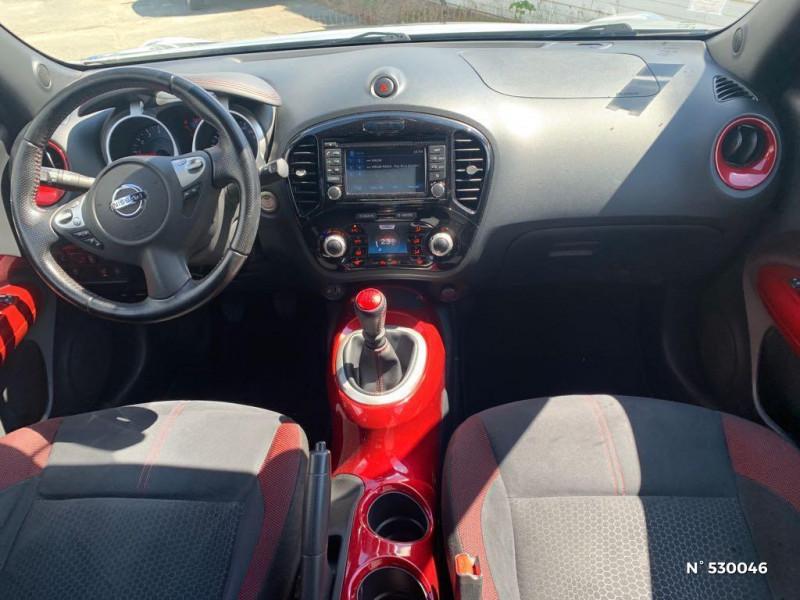 Nissan Juke 1.2 DIG-T 115ch Connect Edition Gris occasion à Senlis - photo n°10