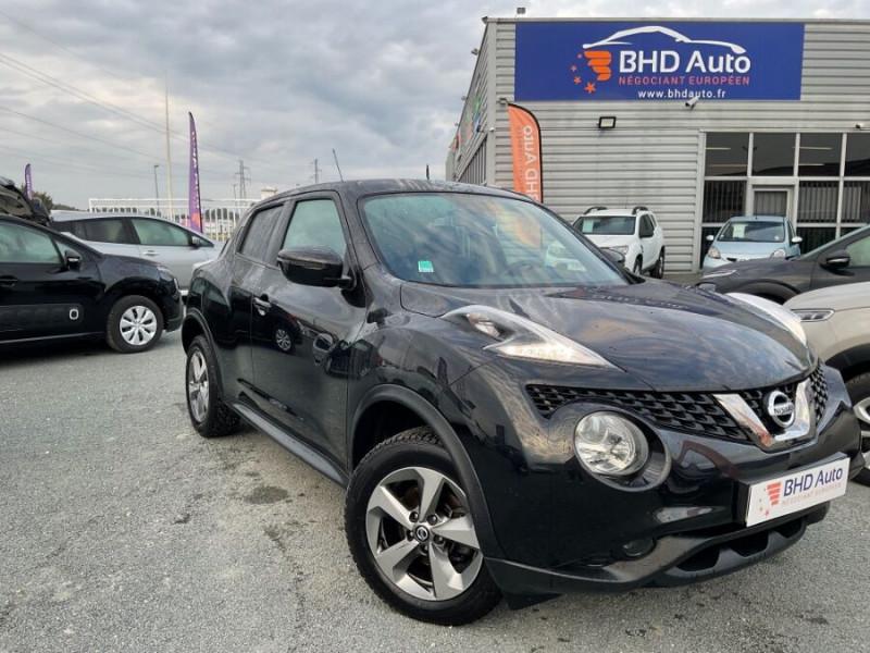 Nissan Juke occasion 2019 mise en vente à Biganos par le garage BHD AUTO - photo n°1
