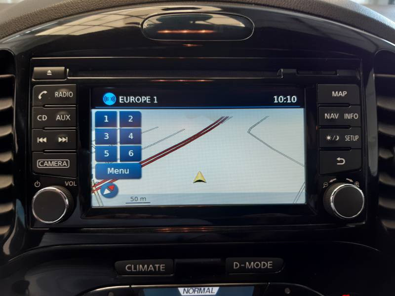 Nissan Juke 1.5 dCi 110 FAP EU6.c Start/Stop System N-Connecta Gris occasion à Tarbes - photo n°16