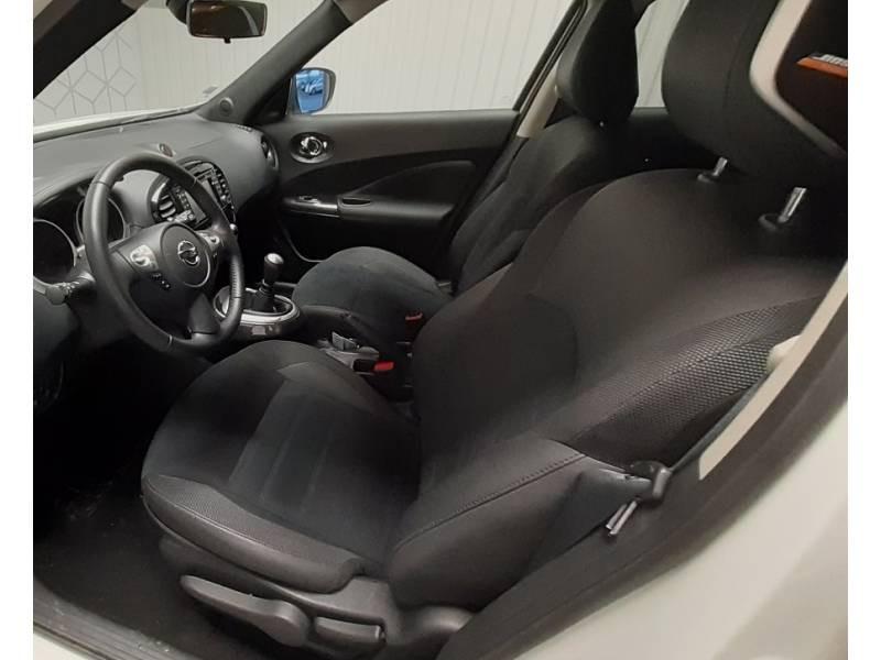 Nissan Juke 1.5 dCi 110 FAP EU6.c Start/Stop System N-Connecta Gris occasion à Tarbes - photo n°6