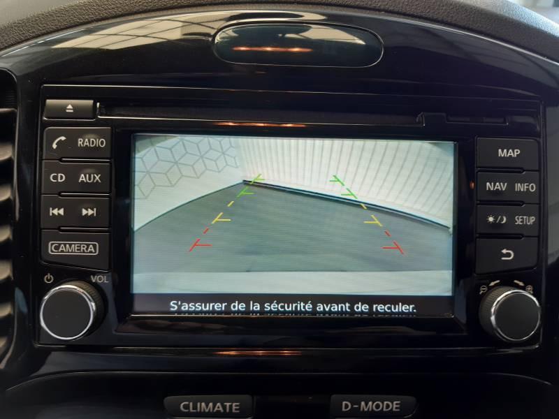 Nissan Juke 1.5 dCi 110 FAP EU6.c Start/Stop System N-Connecta Gris occasion à Tarbes - photo n°12