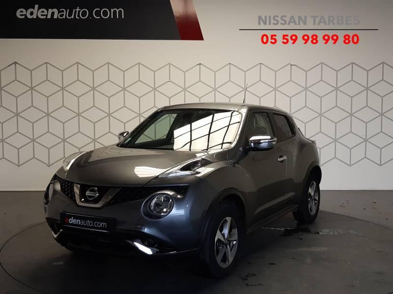 Nissan Juke 1.5 dCi 110 FAP EU6.c Start/Stop System N-Connecta Gris occasion à Tarbes