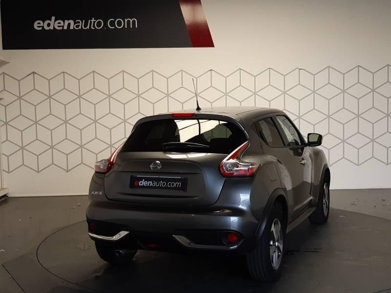 Nissan Juke 1.5 dCi 110 FAP EU6.c Start/Stop System N-Connecta Gris occasion à Tarbes - photo n°4