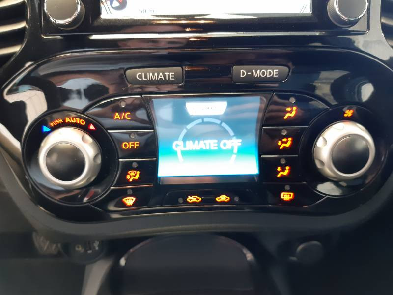 Nissan Juke 1.5 dCi 110 FAP EU6.c Start/Stop System N-Connecta Gris occasion à Tarbes - photo n°17