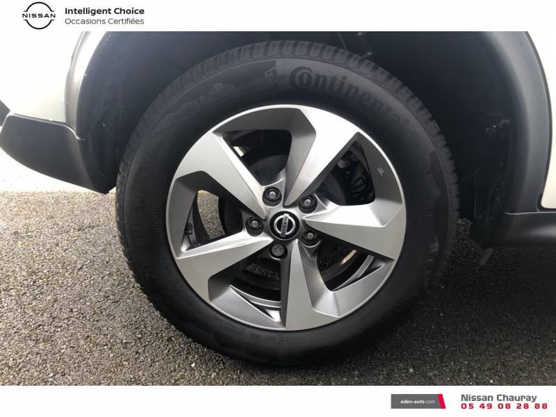 Nissan Juke 1.5 dCi 110 FAP EU6.c Start/Stop System N-Connecta Blanc occasion à Chauray - photo n°5