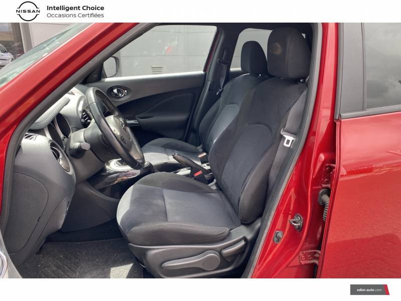 Nissan Juke 1.5 dCi 110 FAP Start/Stop System Connect Edition Rouge occasion à Chauray - photo n°6