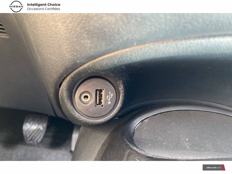 Nissan Juke 1.5 dCi 110 FAP Start/Stop System Connect Edition Rouge occasion à Chauray - photo n°20