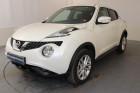 Nissan Juke 1.5 dCi 110 FAP Start/Stop System N-Connecta Blanc à Semécourt 57