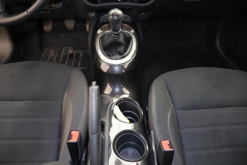 Nissan Juke 1.5 dCi 110 FAP Start/Stop System N-Connecta Blanc occasion à Tourville-la-Rivière - photo n°11