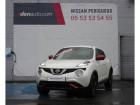 Nissan Juke 1.5 dCi 110 FAP Start/Stop System N-Connecta Blanc à Périgueux 24