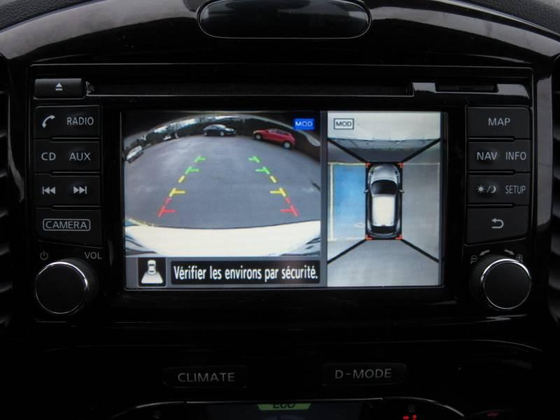 Nissan Juke 1.5 dCi 110 FAP Start/Stop System N-Connecta Blanc occasion à Périgueux - photo n°16