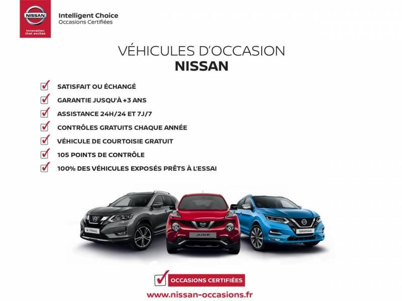 Nissan Juke 1.5 dCi 110 FAP Start/Stop System N-Connecta Blanc occasion à Périgueux - photo n°18