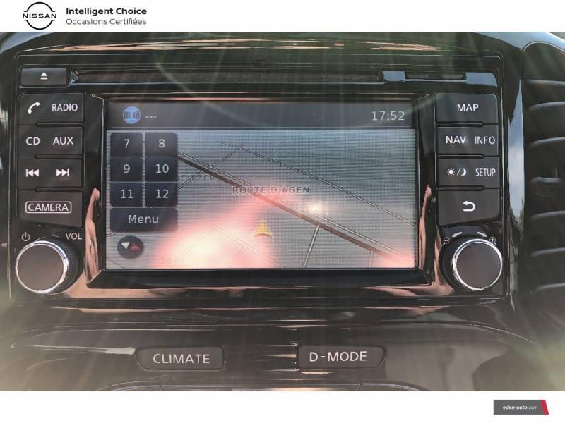 Nissan Juke 1.5 dCi 110 FAP Start/Stop System Tekna Bleu occasion à Auch - photo n°18