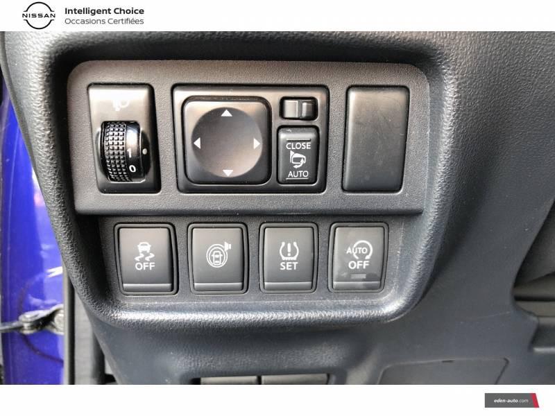 Nissan Juke 1.5 dCi 110 FAP Start/Stop System Tekna Bleu occasion à Auch - photo n°20