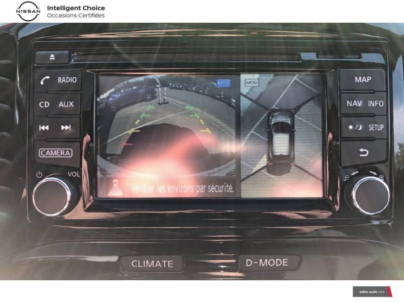 Nissan Juke 1.5 dCi 110 FAP Start/Stop System Tekna Bleu occasion à Auch - photo n°19