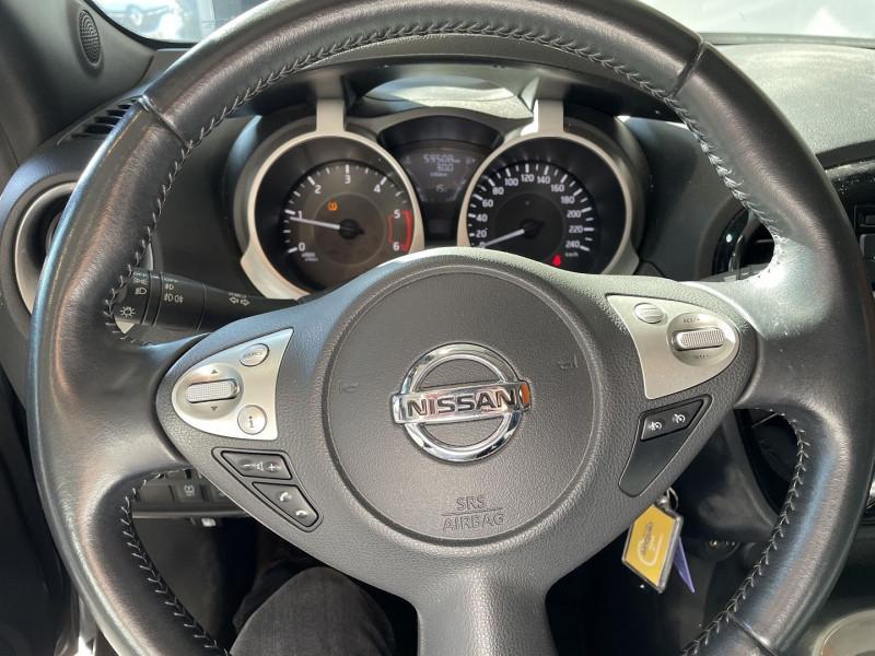 Nissan Juke 1.5 DCI 110CH ACENTA 2018 EURO6C Gris occasion à Foix - photo n°10