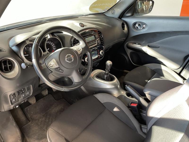 Nissan Juke 1.5 DCI 110CH ACENTA 2018 EURO6C Gris occasion à Foix - photo n°7