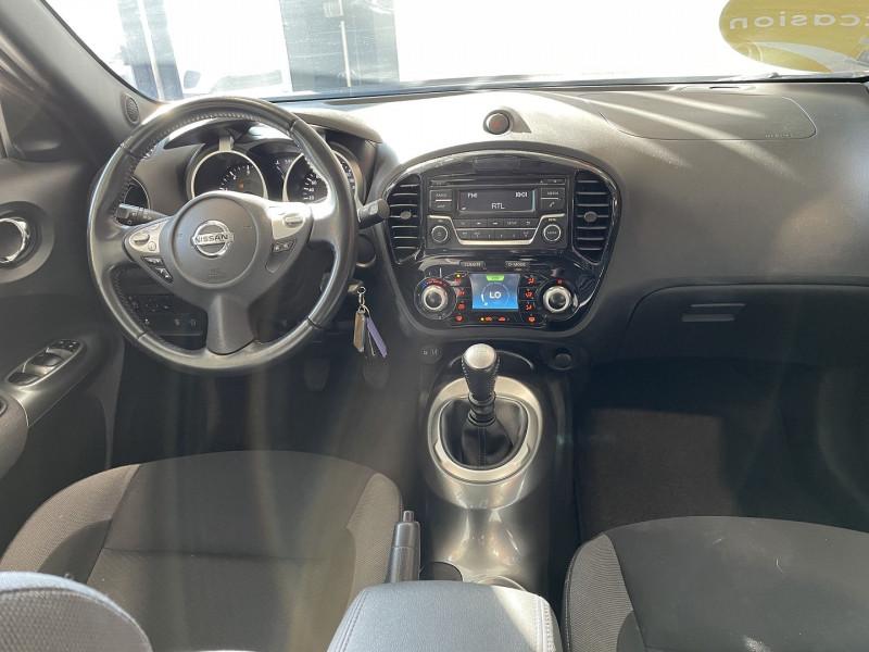Nissan Juke 1.5 DCI 110CH ACENTA 2018 EURO6C Gris occasion à Foix - photo n°5