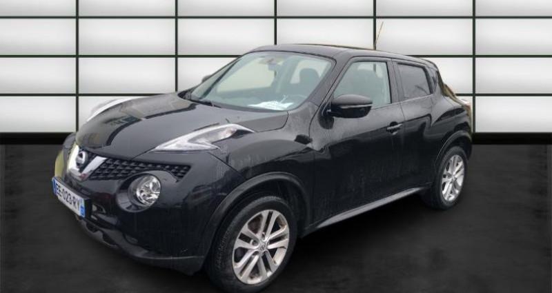 Nissan Juke 1.5 dCi 110ch Acenta Noir occasion à La Rochelle