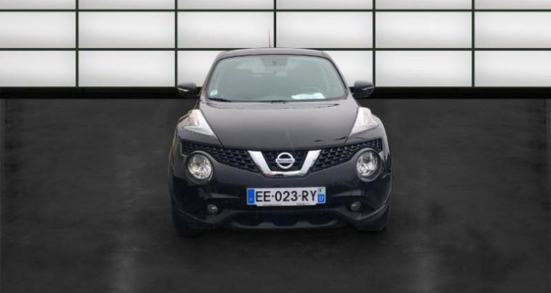 Nissan Juke 1.5 dCi 110ch Acenta Noir occasion à La Rochelle - photo n°2