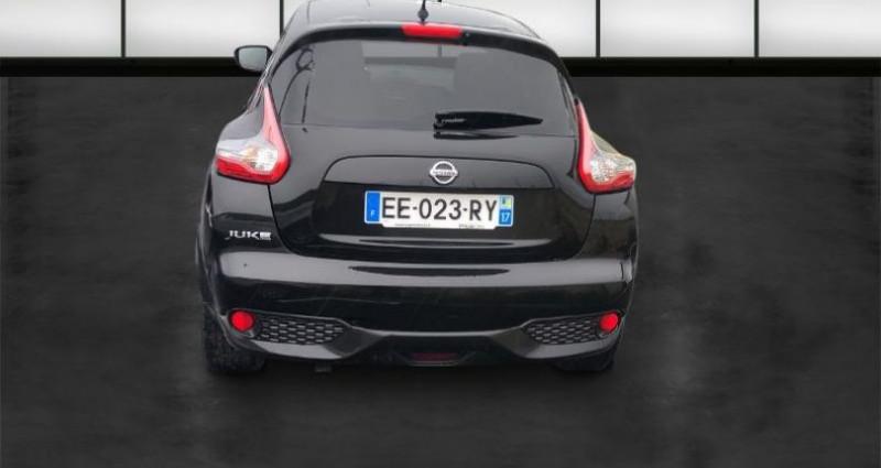 Nissan Juke 1.5 dCi 110ch Acenta Noir occasion à La Rochelle - photo n°4