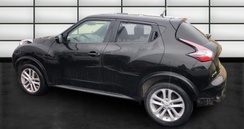 Nissan Juke 1.5 dCi 110ch Acenta Noir occasion à La Rochelle - photo n°5