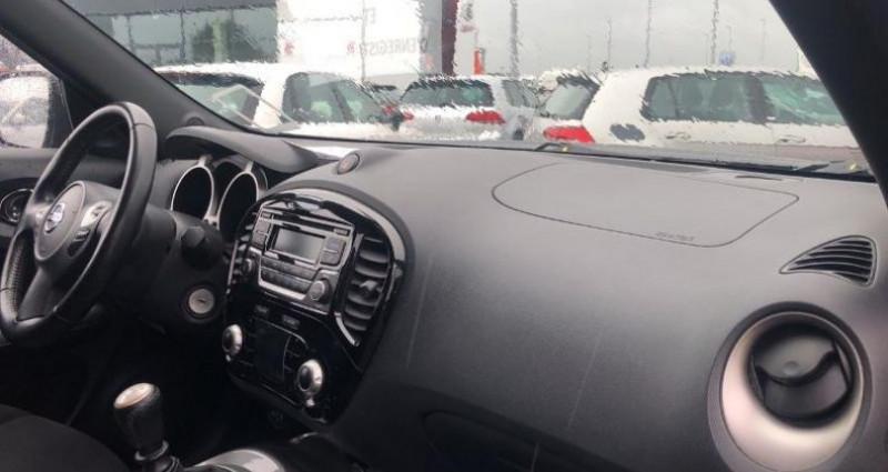Nissan Juke 1.5 dCi 110ch Acenta Noir occasion à La Rochelle - photo n°6