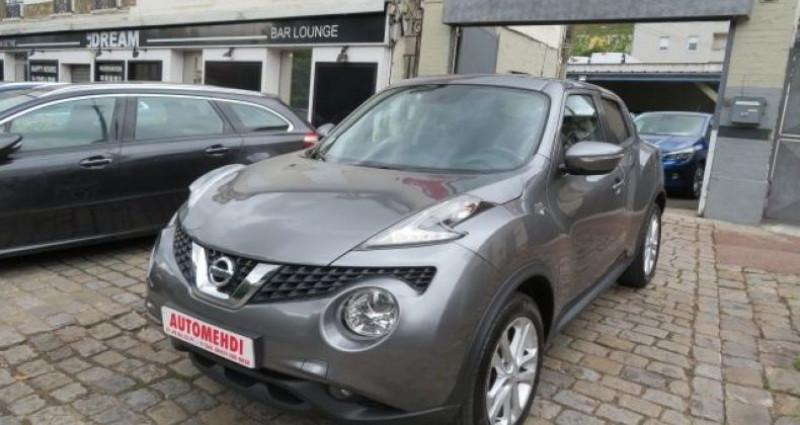 Nissan Juke 1.5 DCI 110CH BUSINESS EDITION Gris occasion à Juvisy sur Orge - photo n°4