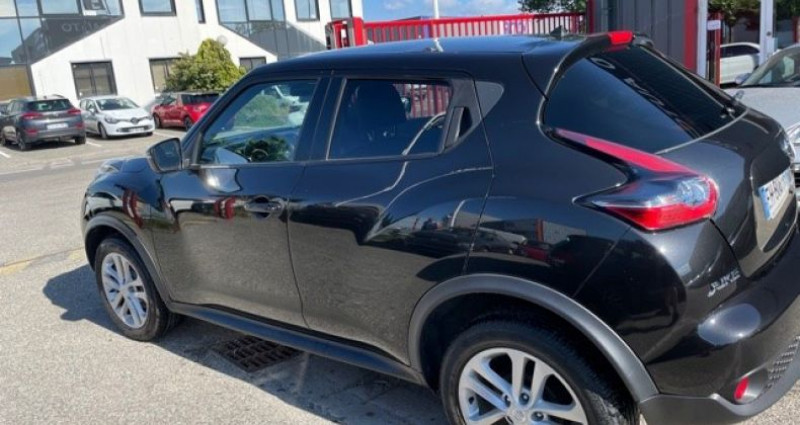 Nissan Juke 1.5 DCI 110CH CONNECT EDITION Noir occasion à ORANGE - photo n°6
