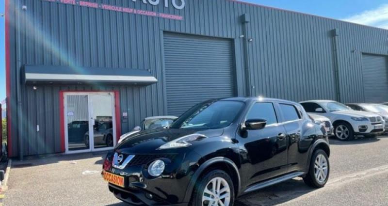 Nissan Juke 1.5 DCI 110CH CONNECT EDITION Noir occasion à ORANGE