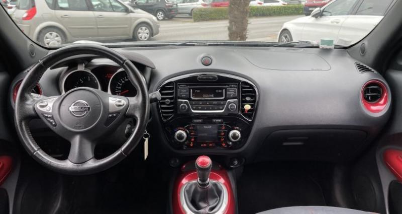 Nissan Juke 1.5 DCI 110CH DESIGN EDITION Noir occasion à GUER - photo n°7