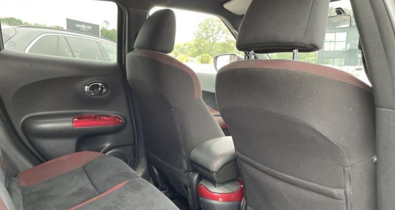 Nissan Juke 1.5 DCI 110CH DESIGN EDITION Noir occasion à GUER - photo n°6