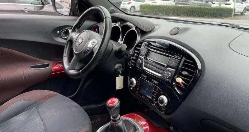 Nissan Juke 1.5 DCI 110CH DESIGN EDITION Noir occasion à GUER - photo n°5