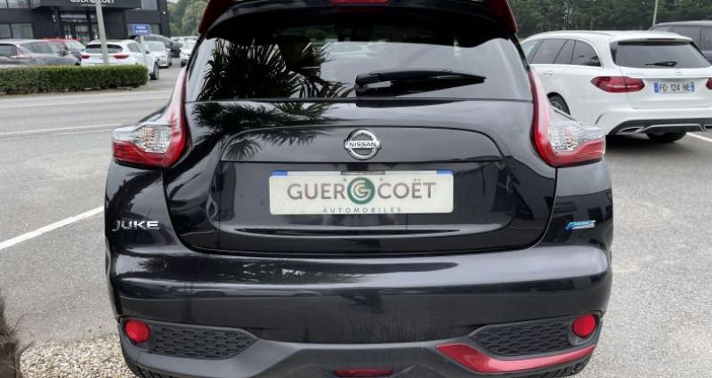 Nissan Juke 1.5 DCI 110CH DESIGN EDITION Noir occasion à GUER - photo n°4