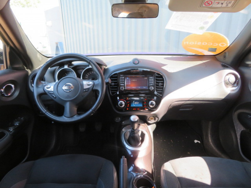 Nissan Juke 1.5 DCI 110CH N-CONNECTA 2018 EURO6C Bleu occasion à Lormont - photo n°11