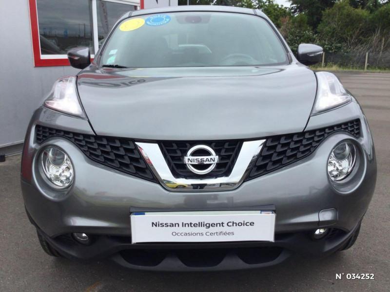Nissan Juke 1.5 dCi 110ch N-Connecta Gris occasion à Évreux - photo n°2