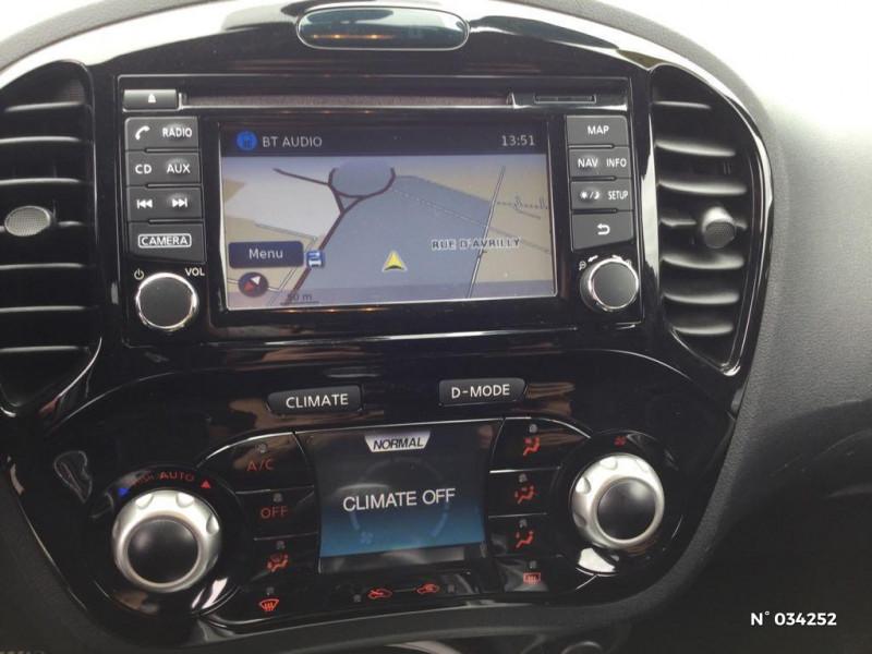 Nissan Juke 1.5 dCi 110ch N-Connecta Gris occasion à Évreux - photo n°11
