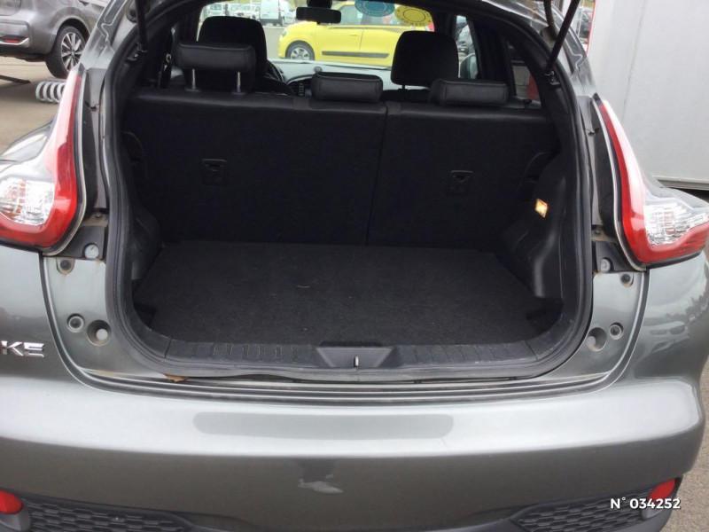 Nissan Juke 1.5 dCi 110ch N-Connecta Gris occasion à Évreux - photo n°14