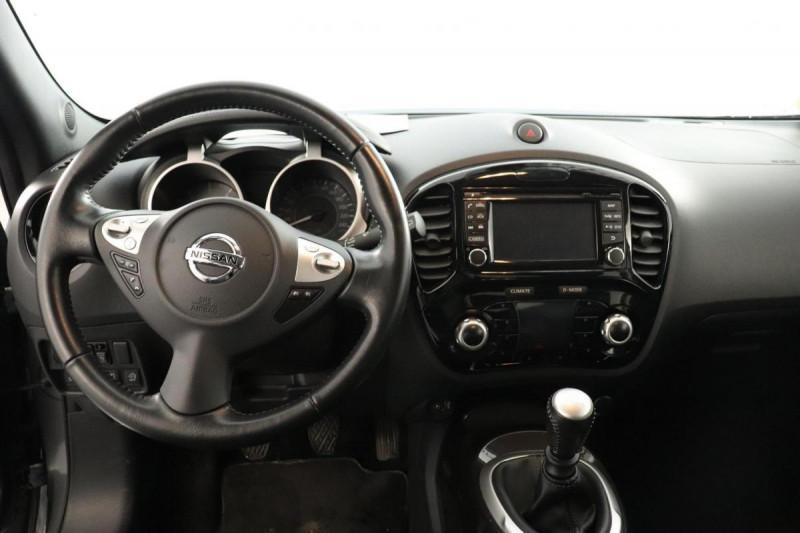 Nissan Juke 1.5 DCI110 N-CONNECTA Gris occasion à Vélizy-Villacoublay - photo n°4