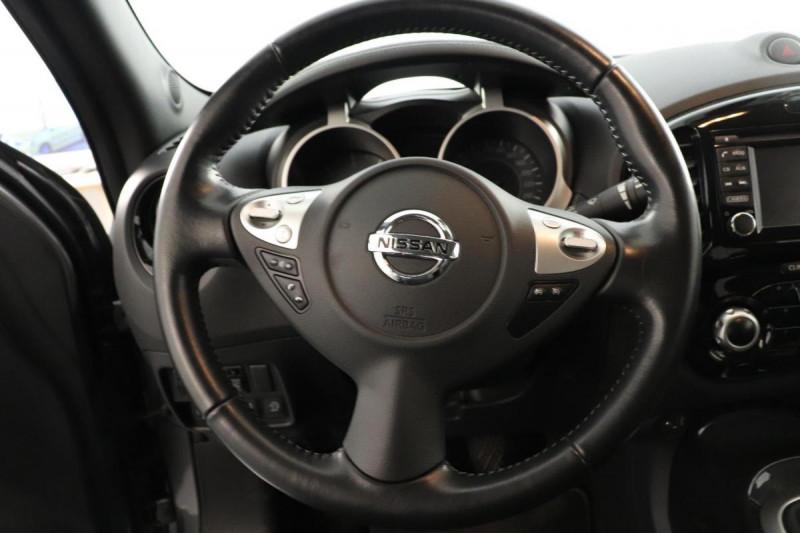 Nissan Juke 1.5 DCI110 N-CONNECTA Gris occasion à Vélizy-Villacoublay - photo n°10