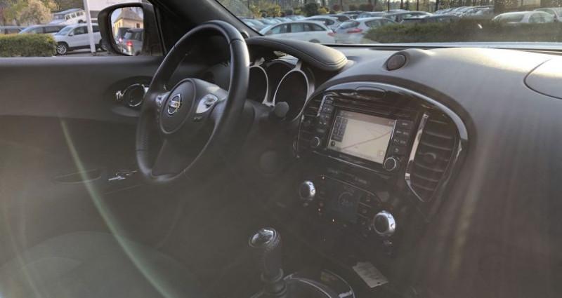 Nissan Juke 1.6 DIG-T 190CH N-CONNECTA Blanc occasion à GUER - photo n°5
