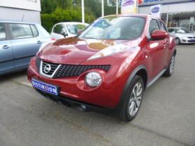 Nissan Juke occasion à Morlaix