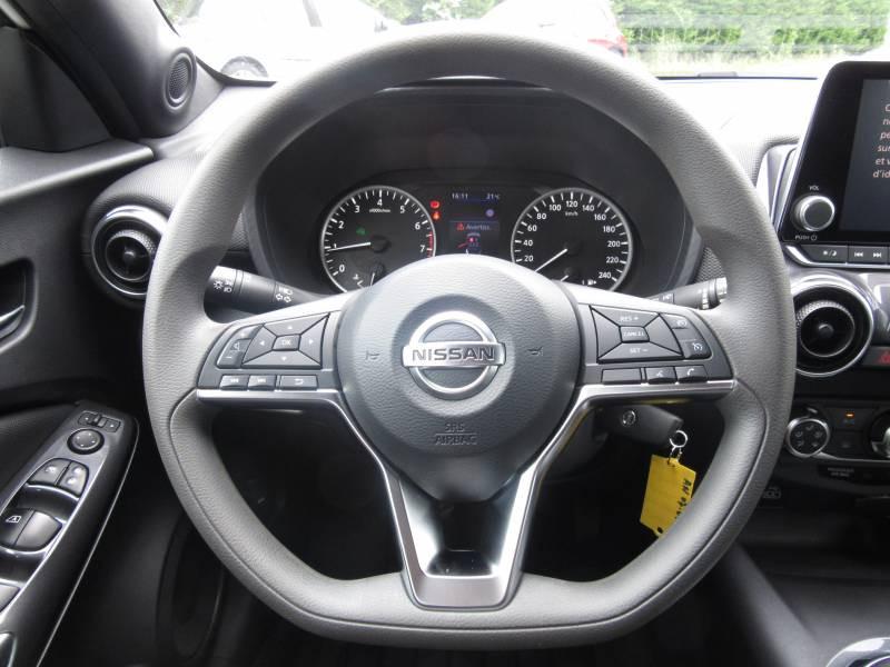 Nissan Juke DIG-T 117 Acenta Blanc occasion à Périgueux - photo n°12